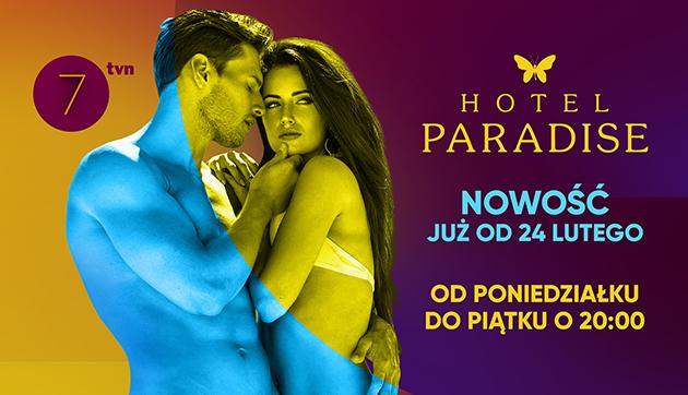 HOTEL PARADISE POLSKA EDYCJA